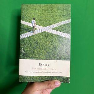 Ethics, The essential Writings by Gordon Marino